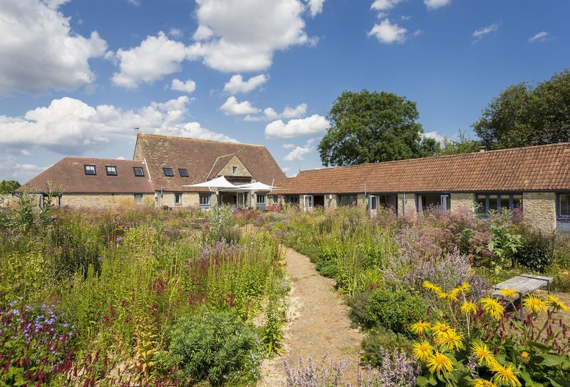 Hailstone Barn (10 Guests) a british holiday cottage for 10 in ,
