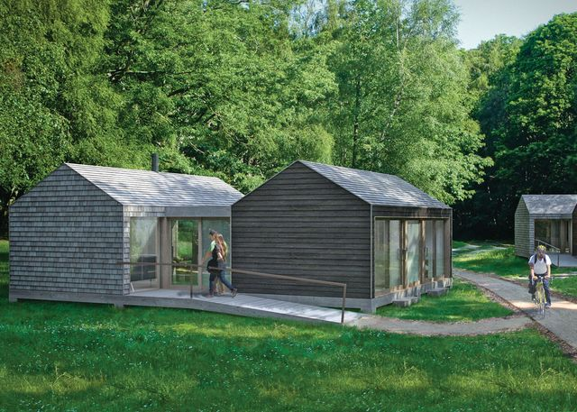 Burnbake Forest Lodges, Burnbake Wareham,Dorset,England