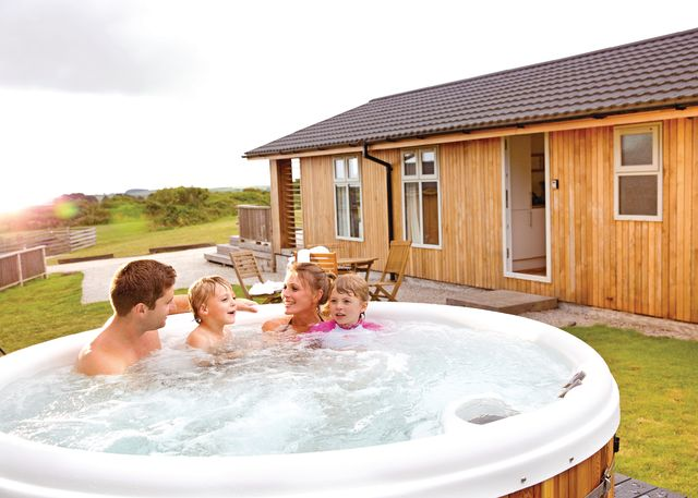 Caddys Corner Lodges Holiday Lodges in Cornwall