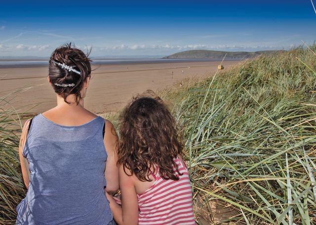 Golden Sands Brean, Brean Sands,Somerset,England