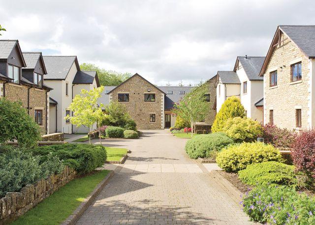 Whitbarrow Village, Berrier,Cumbria,England