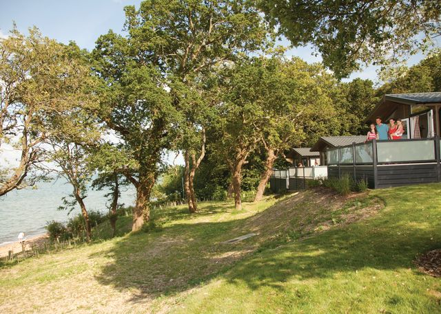 Woodside Lodge Retreat, Cowes,Isle of Wight,England