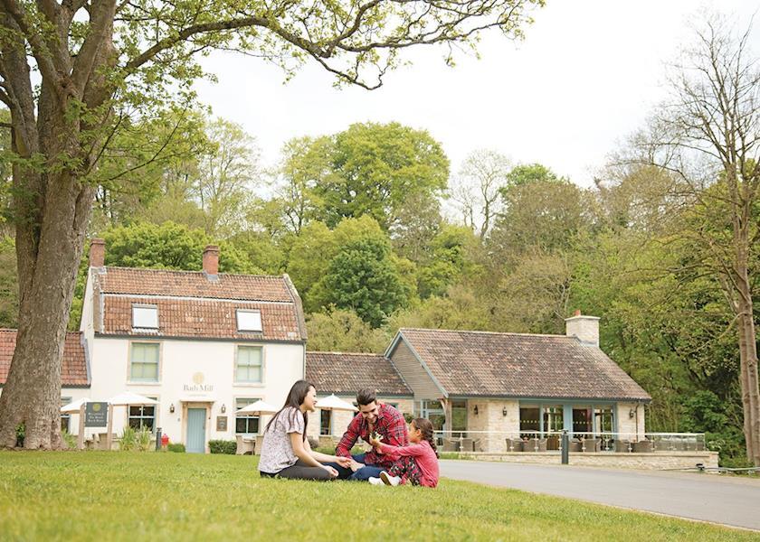 Bath Mill Lodge Retreat, Bath,Avon,England
