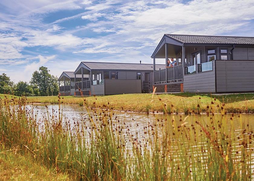 Claywood Retreat Lodges, Saxmundham,Suffolk,England