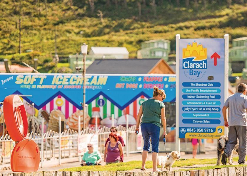 Clarach Bay Holiday Village