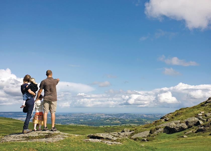 Dartmoor View, Oakhampton,Devon,England