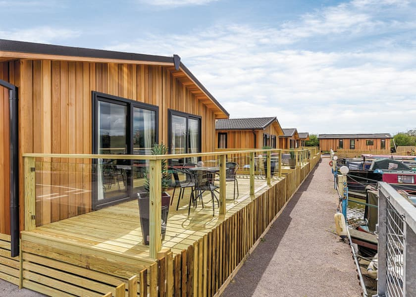 Devizes Marina Lodges Holiday Lodges in Wiltshire