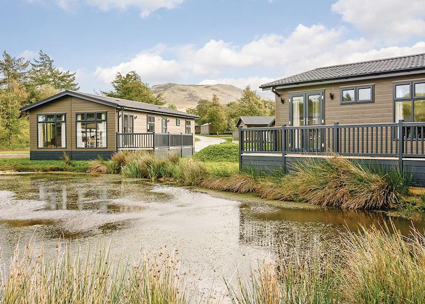 Keswick Reach Lodge Retreat, Keswick,Cumbria,England