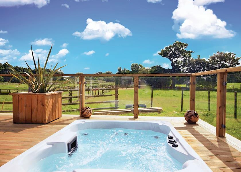 Ladera Retreat Lodges, Congleton,Cheshire,England