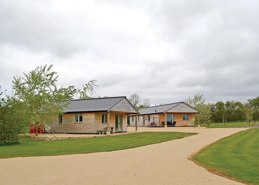 Little Moorland Farm Lodges, Axbridge,Somerset,England