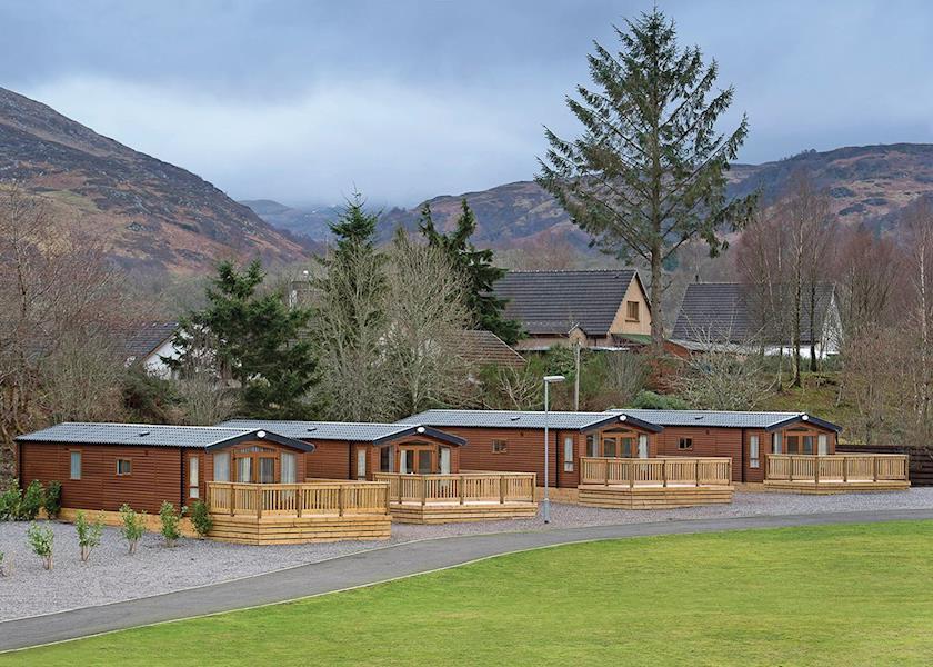 Loch Ness Retreat, Fort Augustus,Inverness-Shire,Scotland