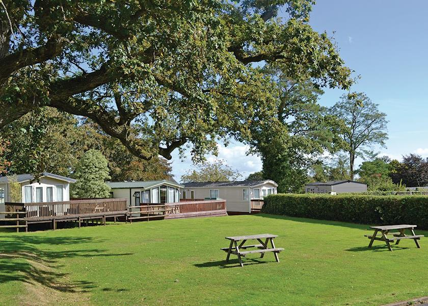 Oakcliff Holiday Park, Dawlish,Devon,England