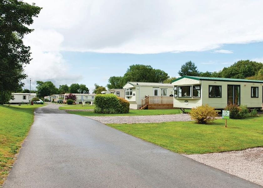 Parc Farm Holiday Park Holiday Lodges in Denbighshire