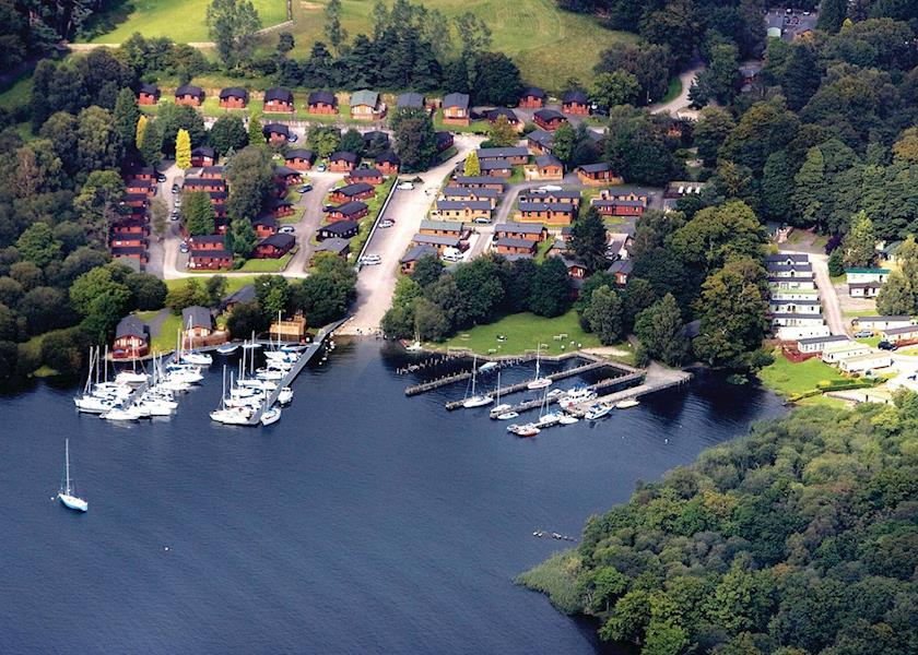 White Cross Bay, Windermere,Cumbria,England
