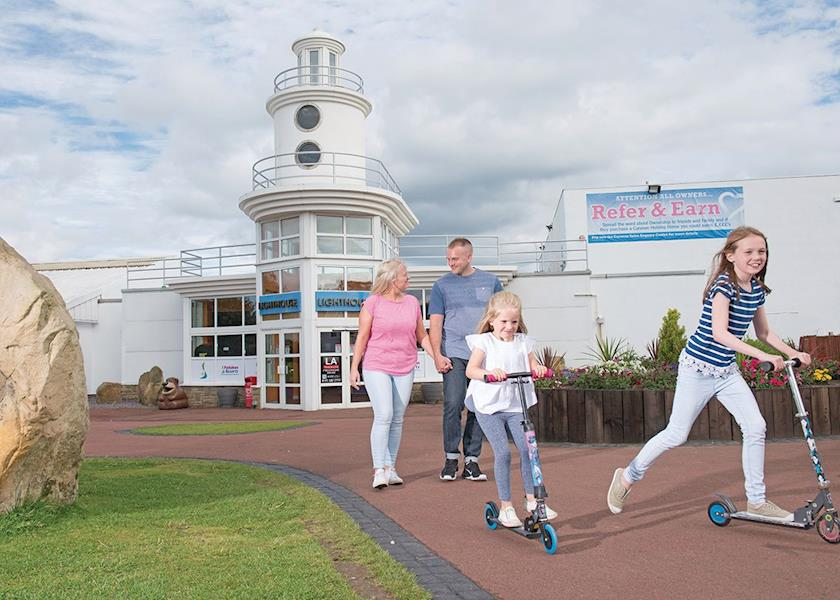 Whitley Bay Holiday Park, Whitley Bay,Tyne And Wear,England