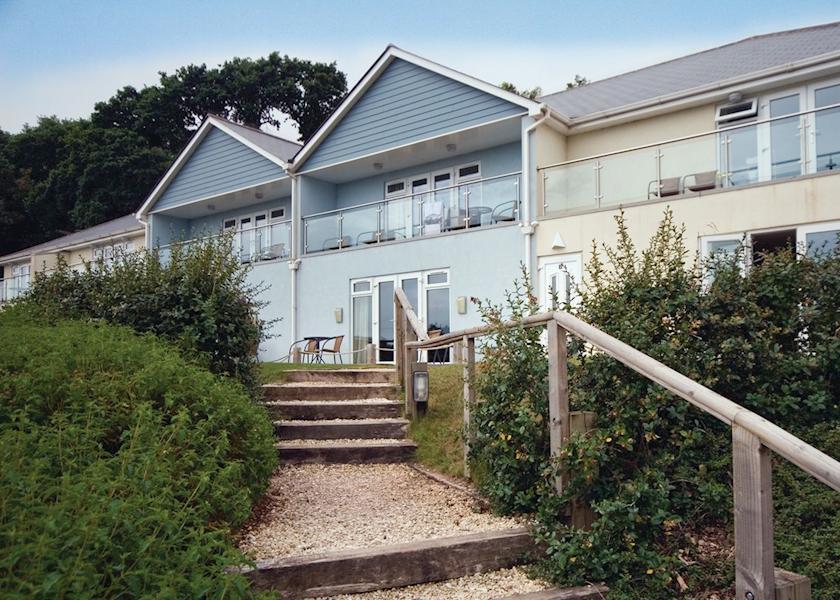 Redrock Apartments, Dawlish,Devon,England
