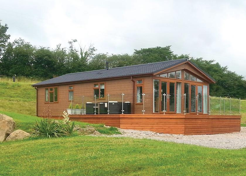 Redwell Lakes Lodges, Carnforth,Lancashire,England