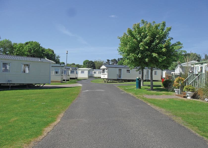 Scoutscroft Leisure Park Holiday Lodges in Berwickshire