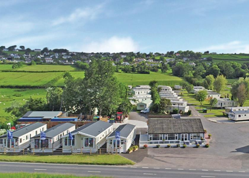 Tarka Holiday Park Holiday Lodges in Devon