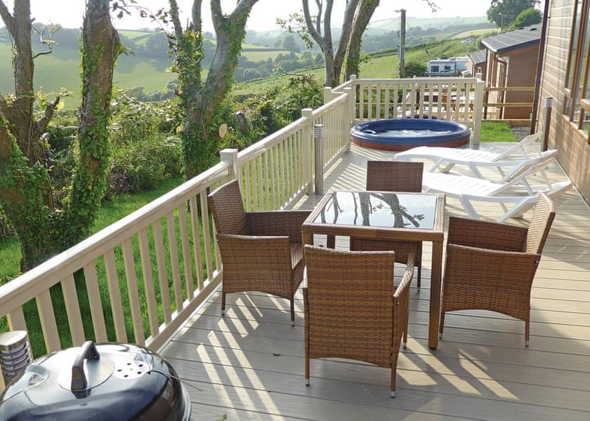 Tregoad Park Holiday Lodges in Cornwall
