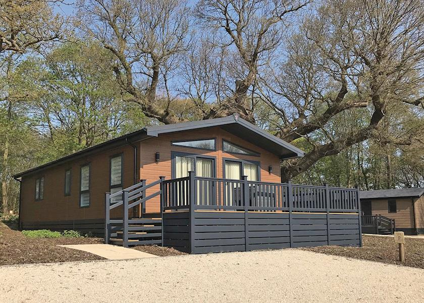 Woolverstone Marina Lodge Park Holiday Lodges in Suffolk