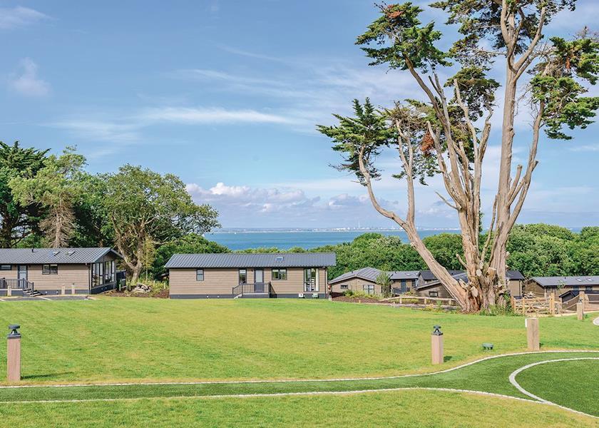 Woodside Bay Lodge Retreat, Ryde,Isle Of Wight,England