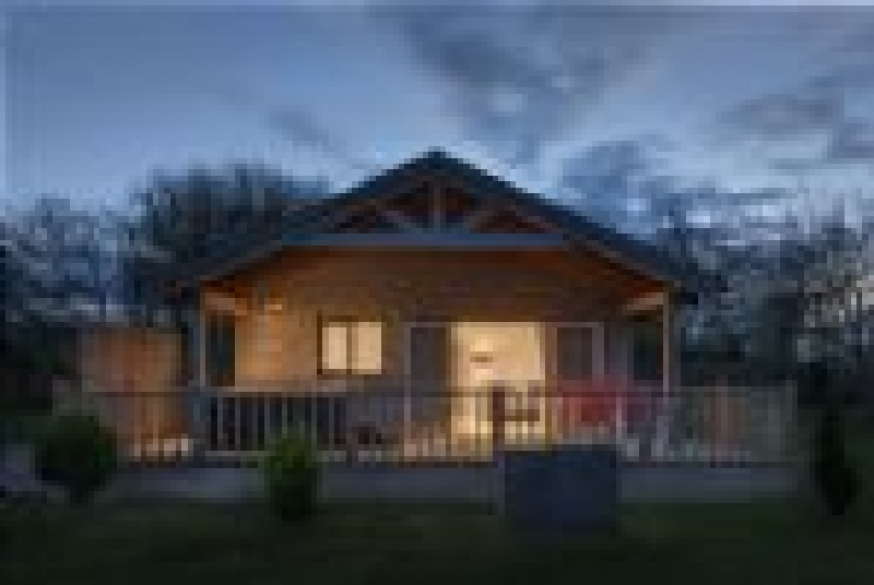 Kingfisher Lodge - Redlake Farm a british holiday cottage for 4 in ,