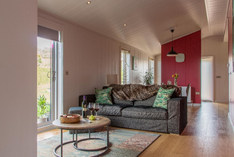 Pomegranate - Strawberryfield Park a british holiday cottage for 2 in ,