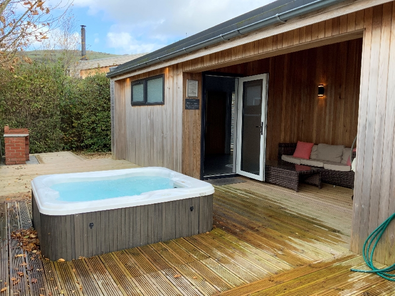 Orchard Lodge - Strawberryfield Park a british holiday cottage for 2 in ,