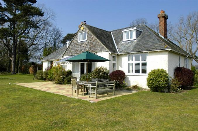 Sowley Gate House a british holiday cottage for 10 in ,