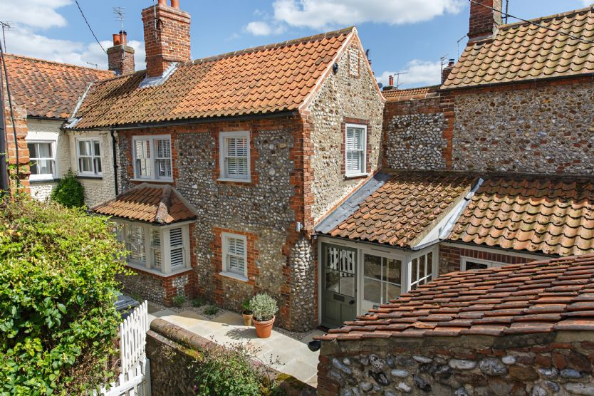Sea Holly House a british holiday cottage for 6 in ,