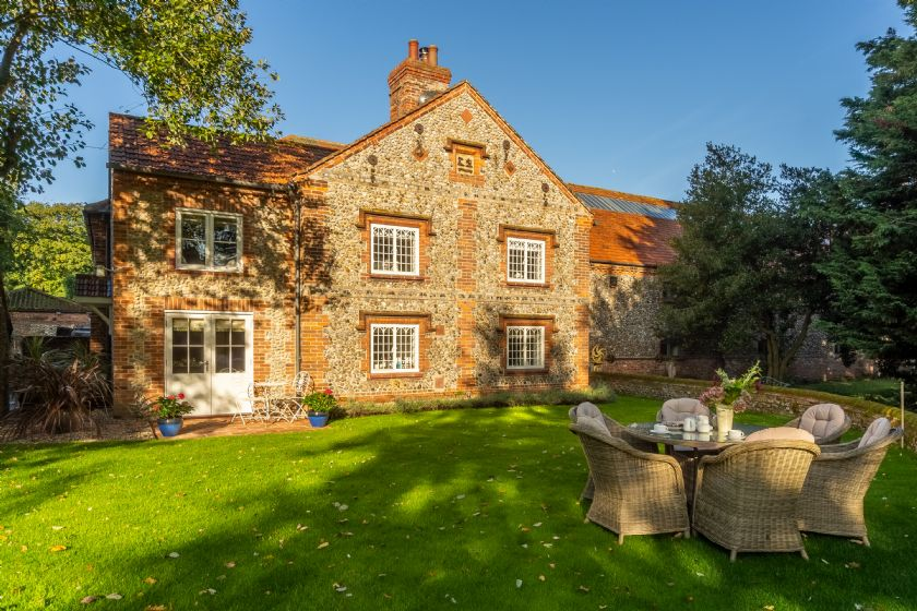 Glaven Cottage a british holiday cottage for 5 in ,