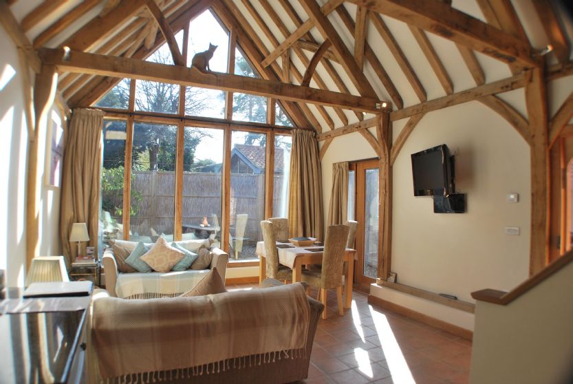 Nooky House a british holiday cottage for 4 in ,