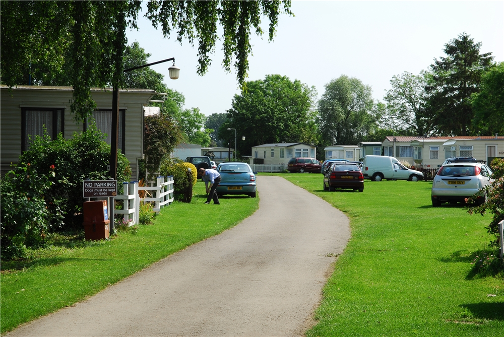 Cogenhoe Mill Holiday Park Holiday Lodges in Northamptonshire