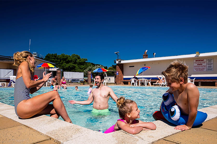 Broadland Sands Holiday Park Holiday Lodges in Suffolk