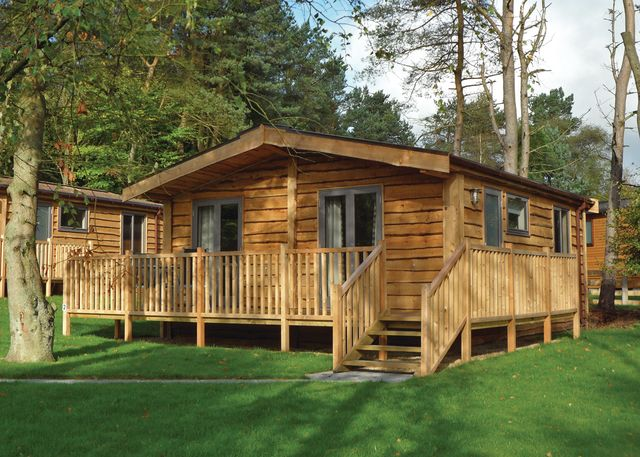 Marwell Lodges Holiday Lodges in Hampshire
