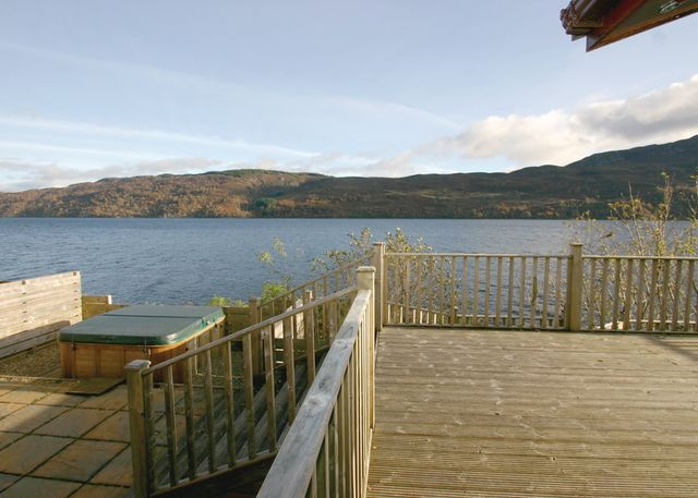 Loch Ness Highland Park Holiday Lodges in Highlands