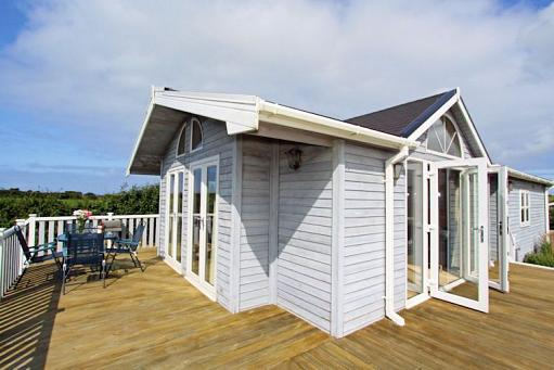 The Towans Holiday Lodges in Cornwall