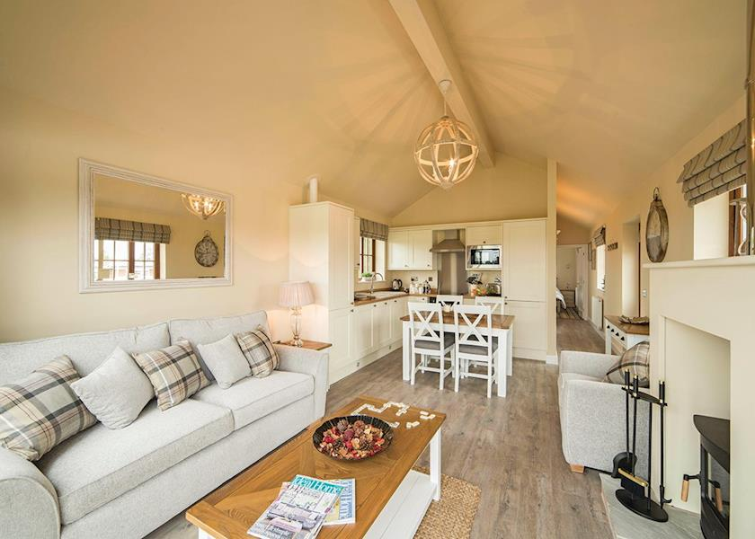 Willow Pastures Country Park Holiday Lodges in Yorkshire