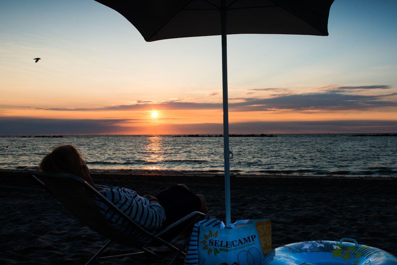 Camping Canyelles, Lloret de Mar,Costa Brava,Spain