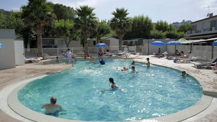 Camping Cote Mer Holiday Lodges in Provence Cote d