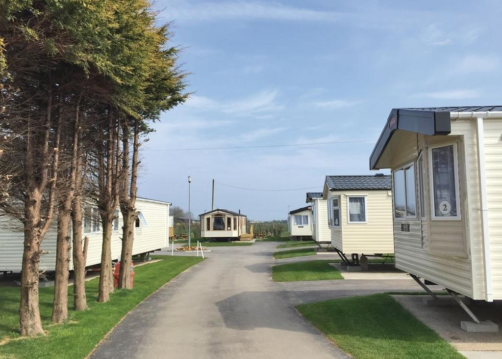 Cowden Holiday Park