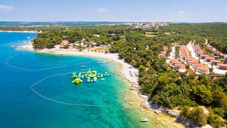 Brioni Sunny Camping, Pula,Istria,Croatia