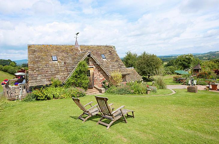 Coach House a british holiday cottage for 2 in ,