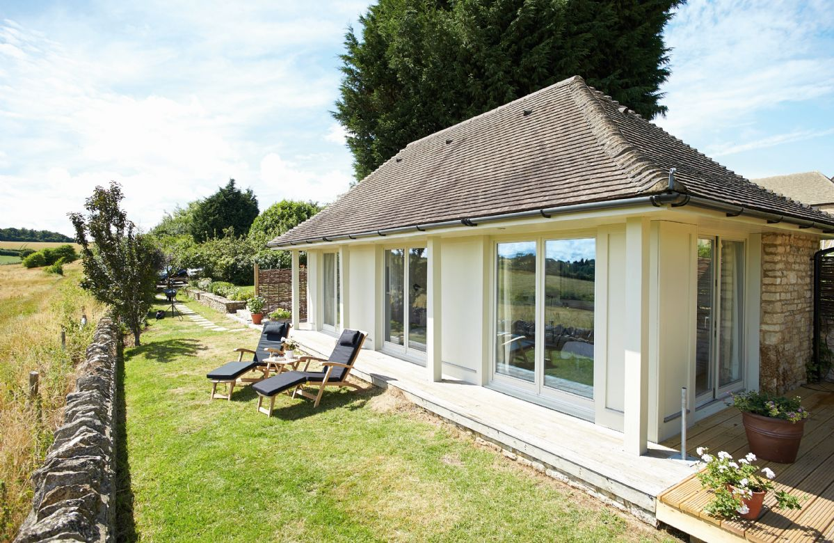 The Pavilion a british holiday cottage for 2 in ,
