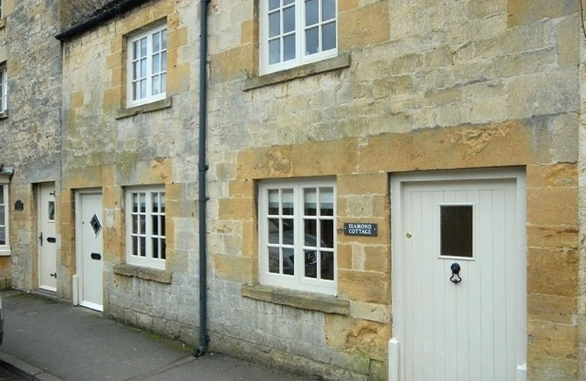 Diamond Cottage a british holiday cottage for 4 in ,
