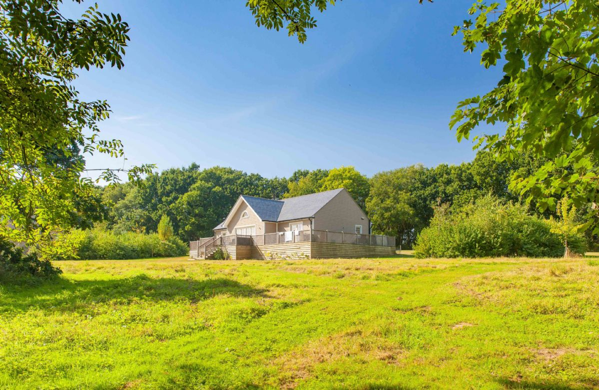 Ramson Lodge a british holiday cottage for 4 in ,