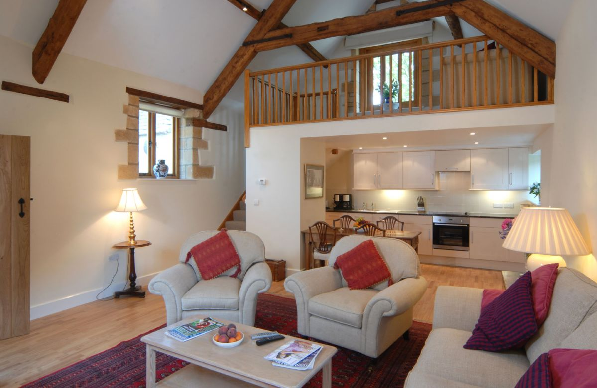 Nellie's Barn a british holiday cottage for 4 in ,