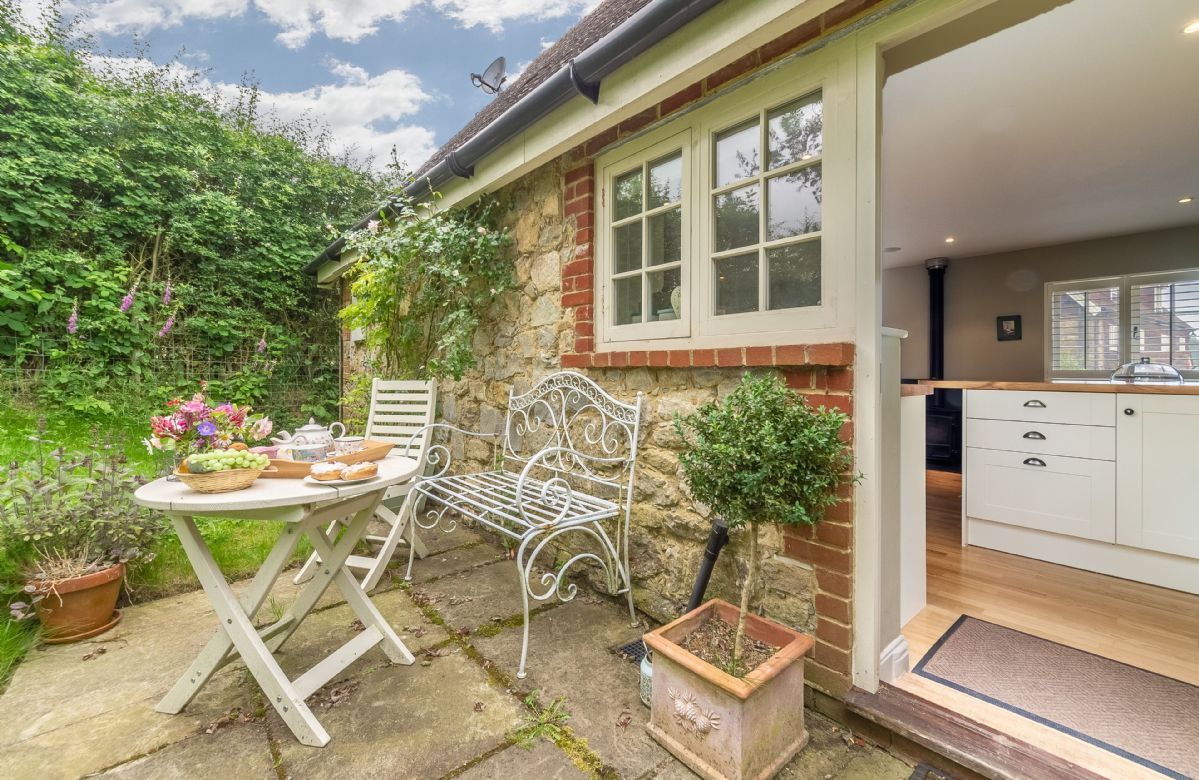 Sakers Cottage a british holiday cottage for 2 in ,