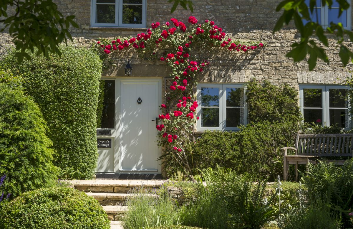 Poppy's Cottage a british holiday cottage for 4 in ,